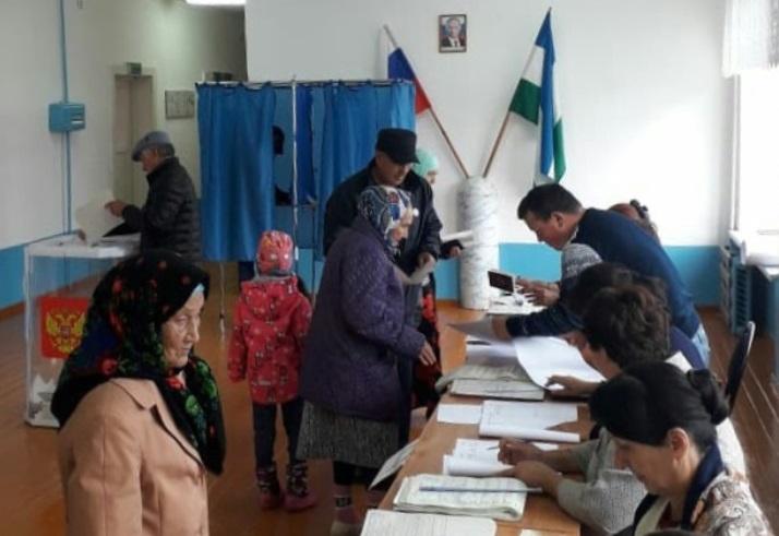 Николай Евдокимов: «Башкортостан хорошо голосует на выборах всех уровней»
