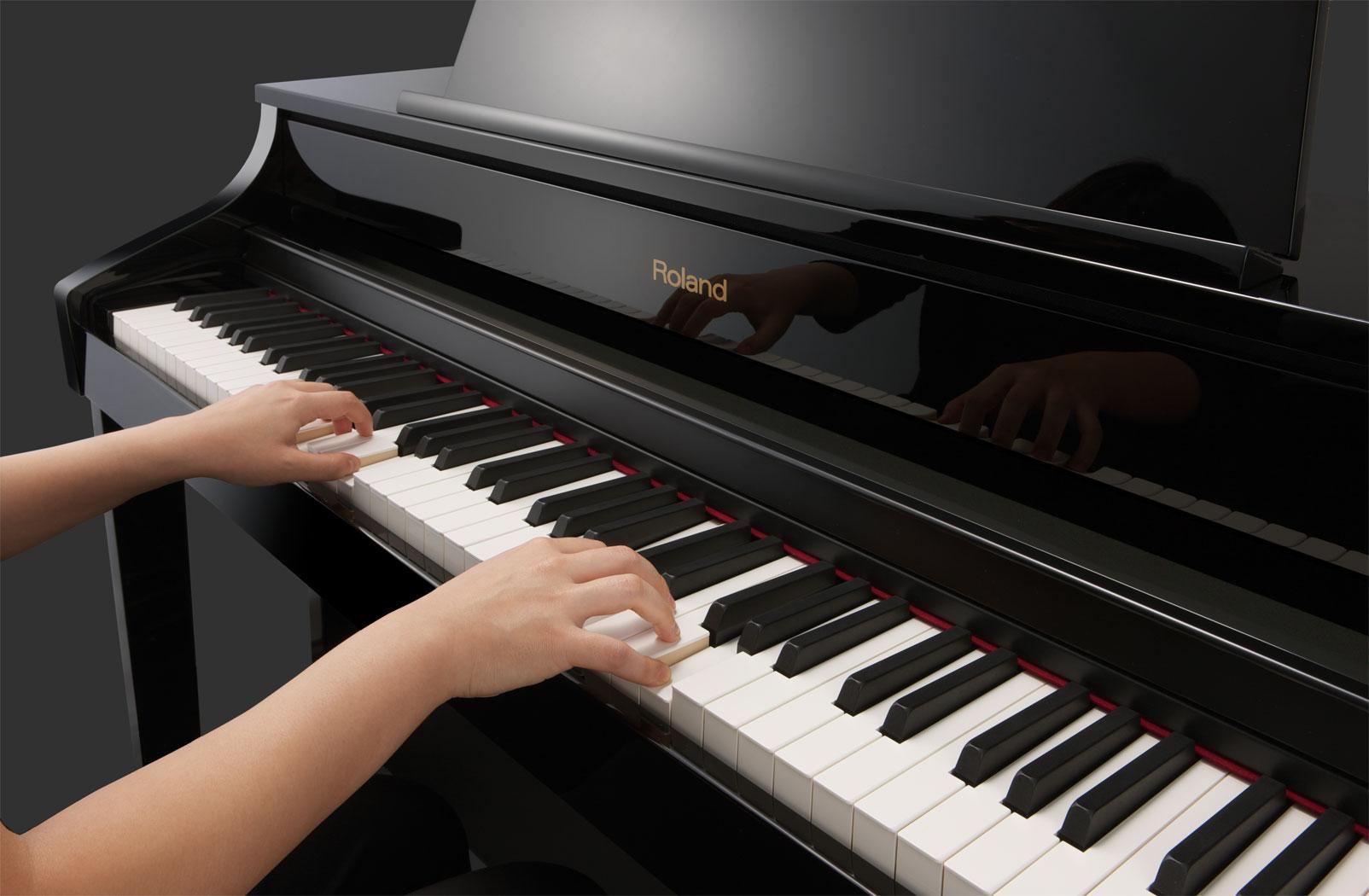Фортепиано түңәрәге