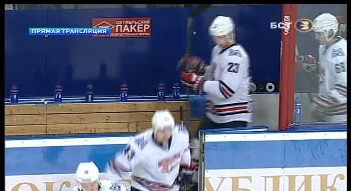 «Кубок Республики Башкортостан по хоккею»: выпуск от 16 августа 2014