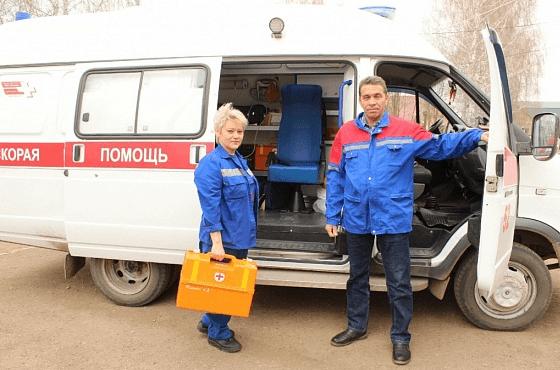 В Уфе наградят фельдшера, оказавшую помощь пострадавшим в массовой аварии
