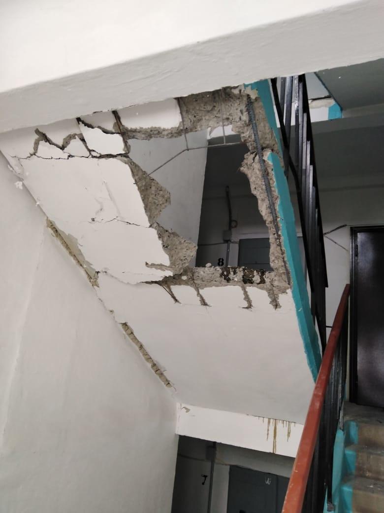 Правда ли, что в Черниковке рабочие случайно разрушили целый подъезд?