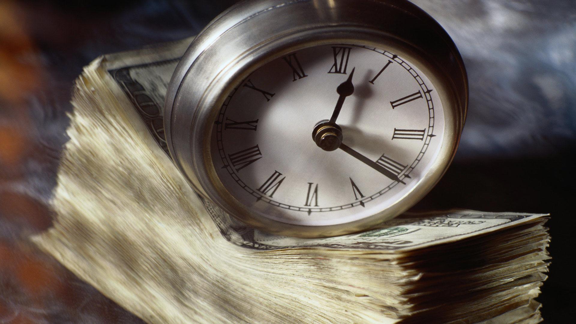 Время-деньги, или куй железо, пока горячо
