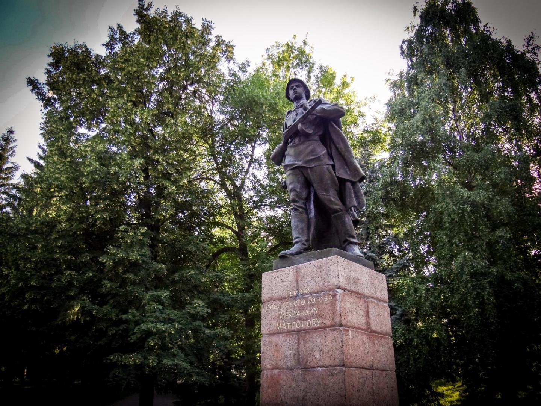 Уфимские приключения памятника Матросову
