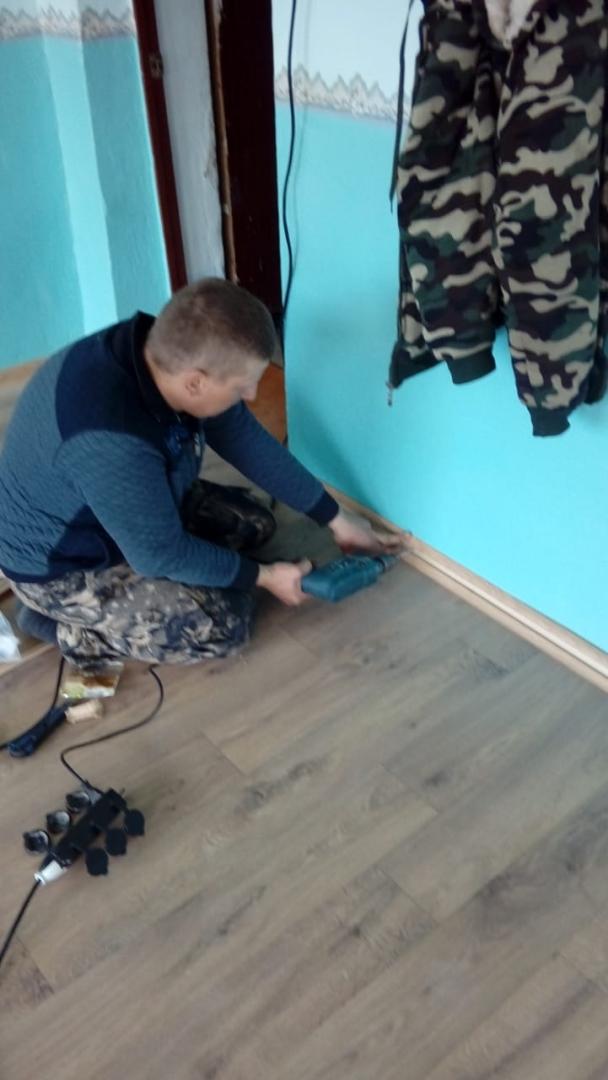 Ремонт в детском саду села Новонадеждино завершили после обращения родителей через соцсети