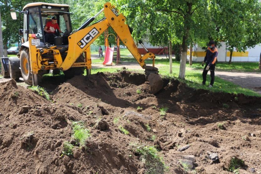 «Башкирские дворики»:  В Уфе приведут в порядок несколько десятков дворов