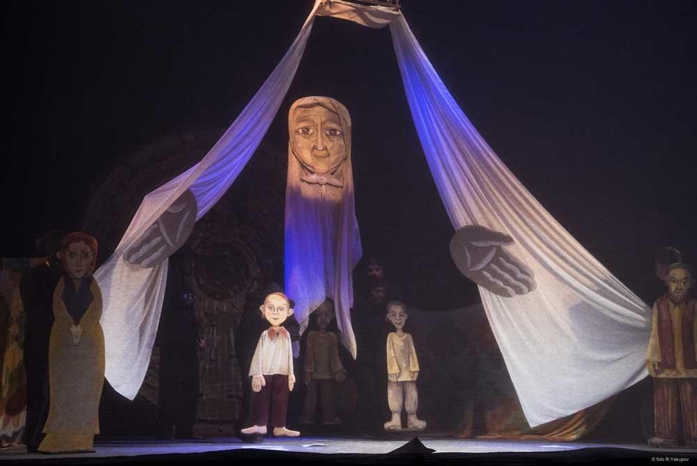 Башкирский театр кукол в июне