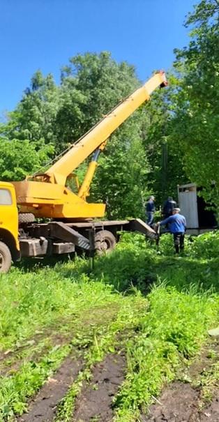 В Куюргазинском районе устранили проблему с водоснабжением жилого дома в селе Шабагиш