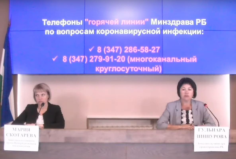 Зафиксирован 5121 подтвержденный случай COVID-19 в Башкортостане