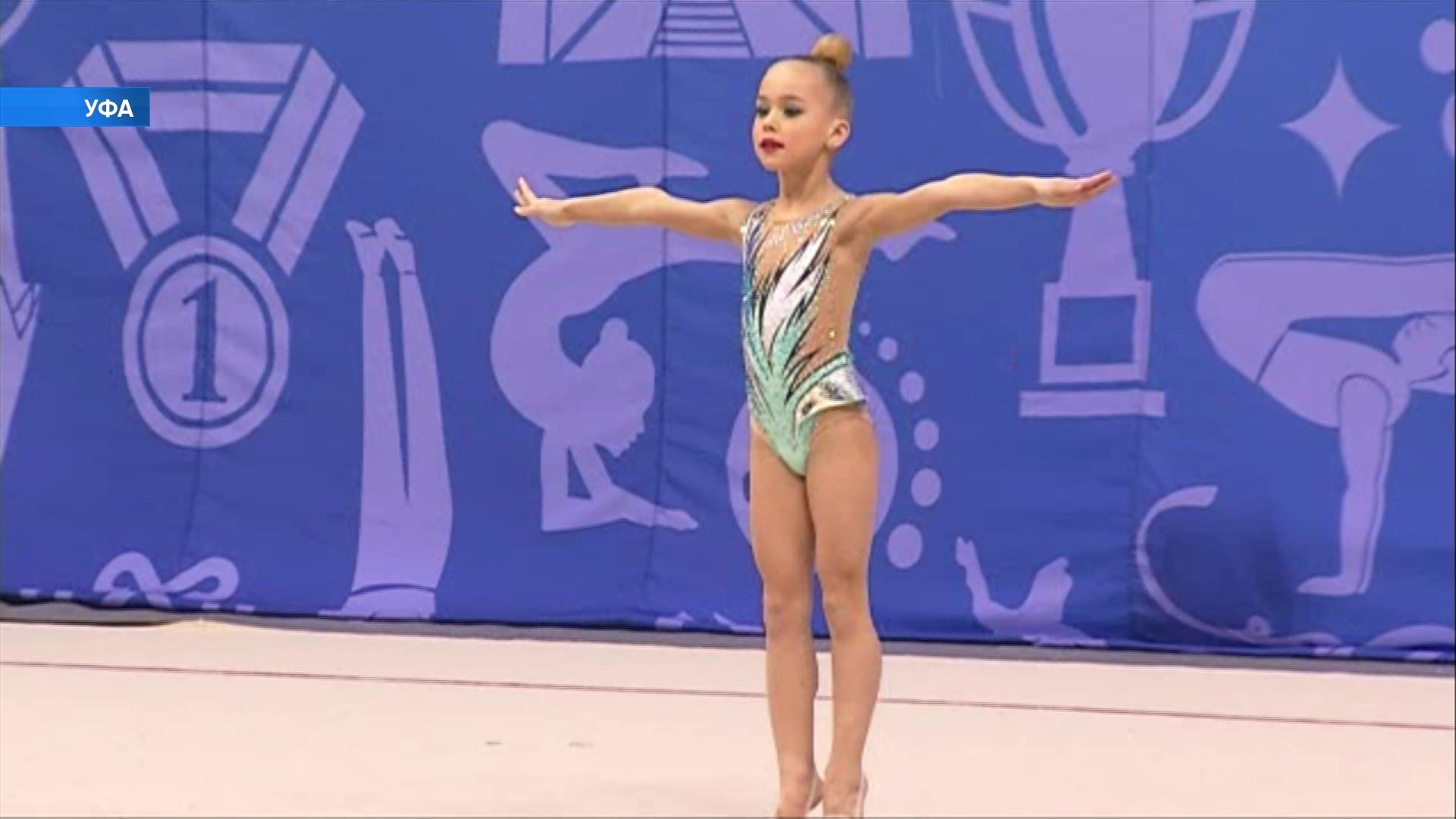 Фото №1 - В Уфе прошел турнир по художественной гимнастике Olympico Cup