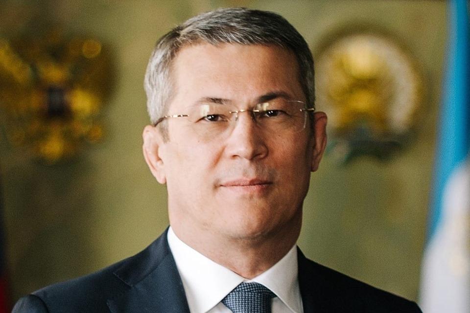 За Радия Хабирова проголосовало больше 82% избирателей