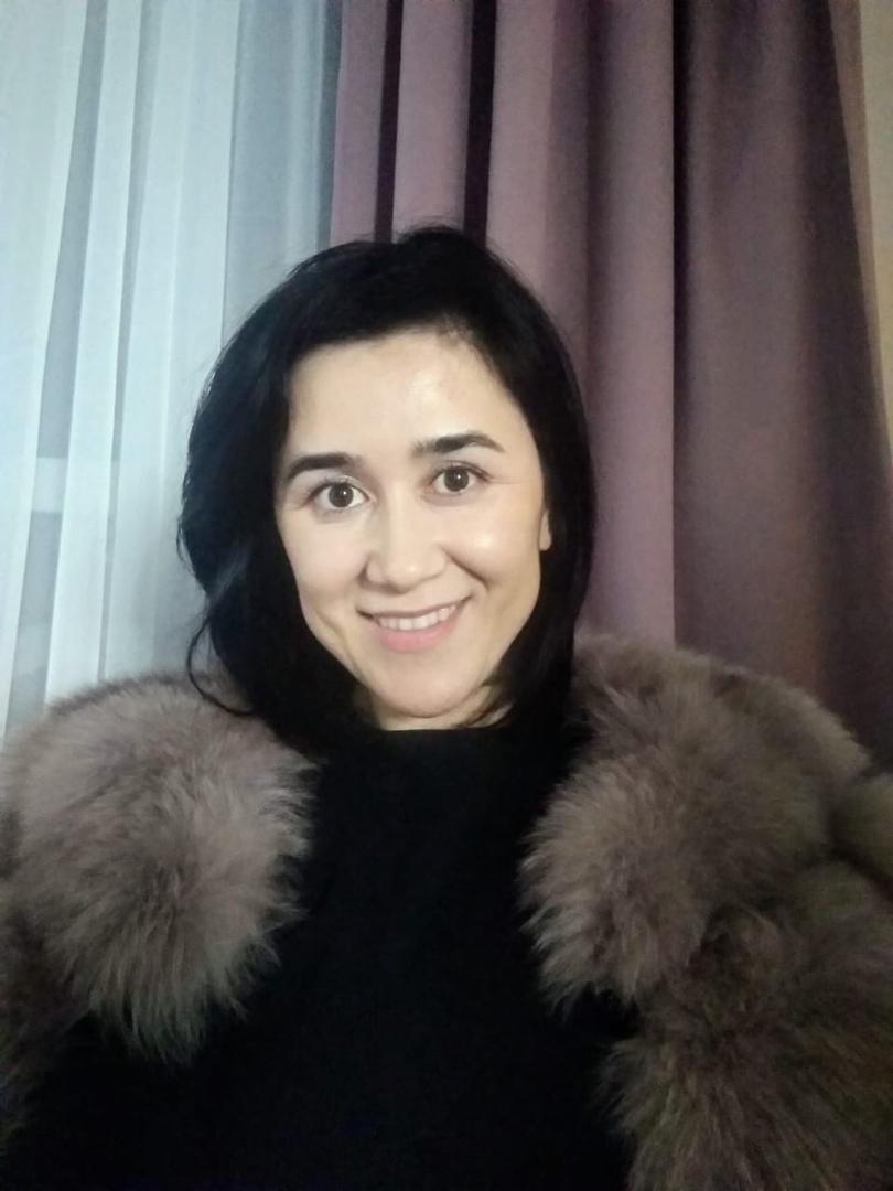 Стилист Нәйлә Мостафина