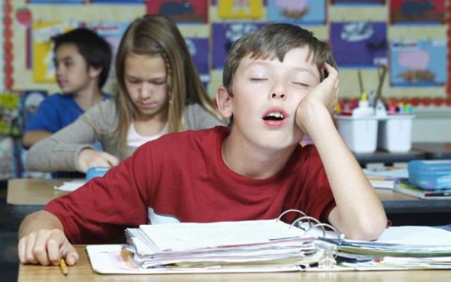 Легко ли учиться современным детям?
