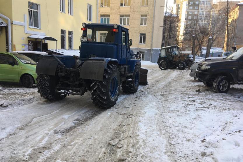 Өфө ҡала коммуналь хеҙмәттәре көсәйтелгән эш режимына күсте