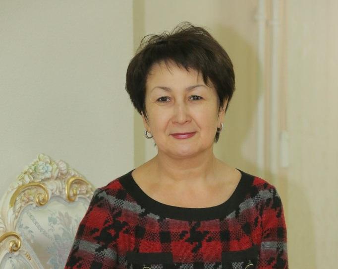 Дизайнер-модельер Сайма Хәсәнова