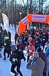 Фото №2 - Забег «LOVERUN-2021» собрал в Уфе более 300 бегунов из разных уголков России
