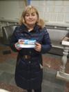 Фото №1 - Светлана Сакаева слушает Спутник ФМ!